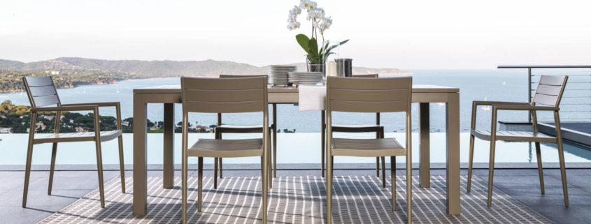 Mobili da giardino roma stilisti di spazi aperti tavoli for Mobilia fano