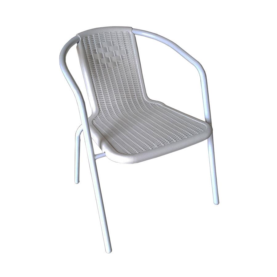 Sedute In Plastica Per Sedie.Sedia In Ferro Impilabile Seduta In Plastica Colorata 2 Colori Cc 20
