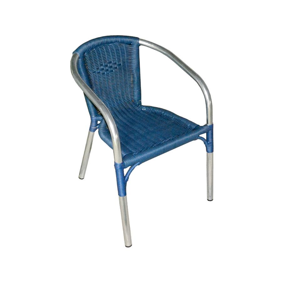 Sedie Alluminio Impilabili.Sedia Contract Alluminio Impilabile Filo Plastificato Interno Acciaio 2 Colori Cc 39