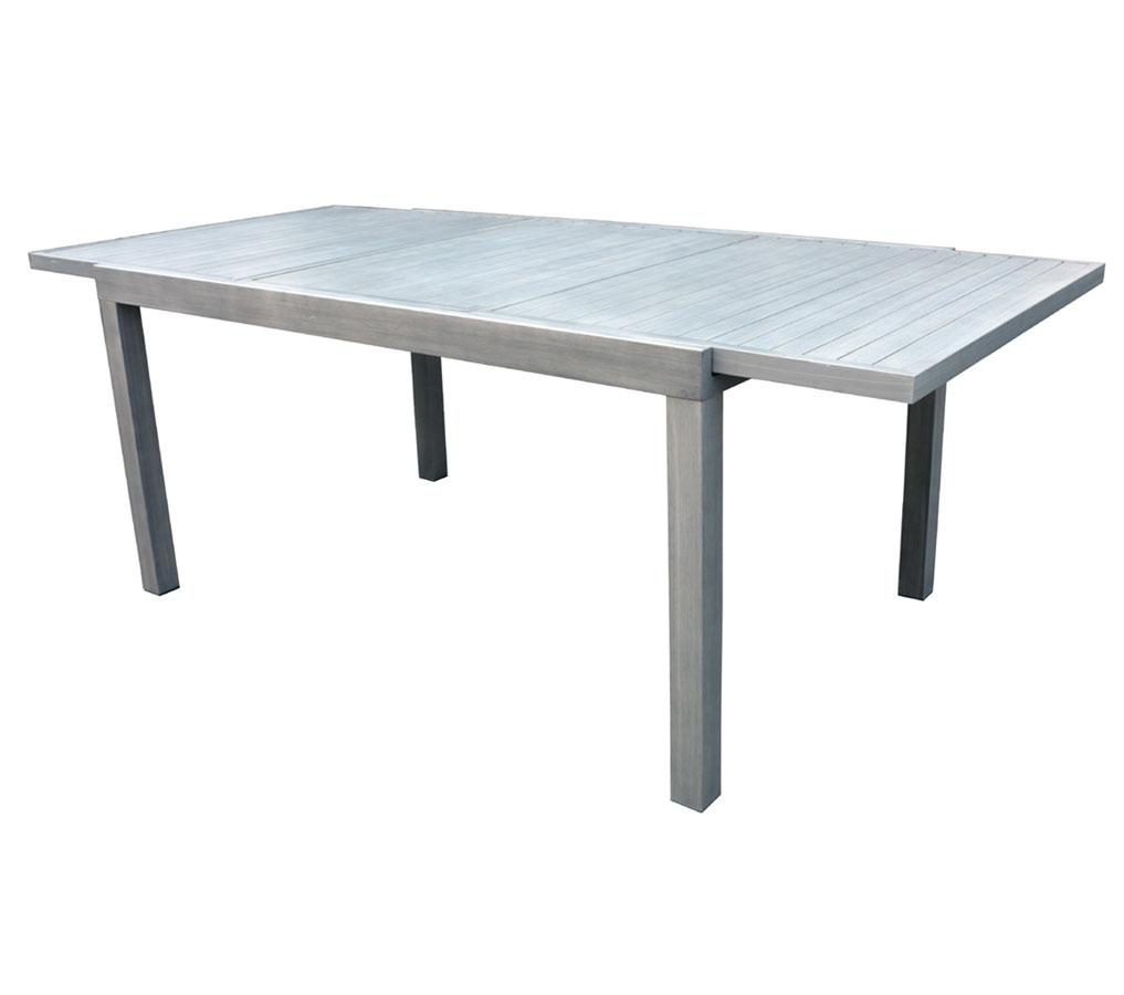 Tavoli Pieghevoli Alluminio Offerte.Tavolo Verbier Allungabile 150 210 X 90 Cm Rta 28